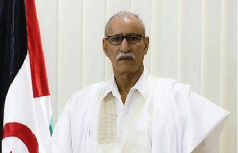Sáhara Occidental. El Presidente de la República llega hoy a los campamentos para retomar sus funciones como Jefe de Estado tras recuperarse satisfactoriamente