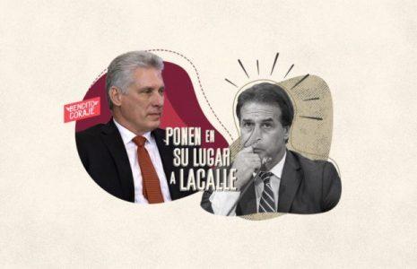 Nuestramérica. Fuerte respuesta de Díaz-Canel al presidente uruguayo Lacalle Pou en la CELAC (videos)