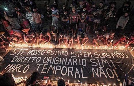 Brasil. Exterminio indígena y demarcaciones estancadas // Claves para entender las consecuencias del «marco temporal»