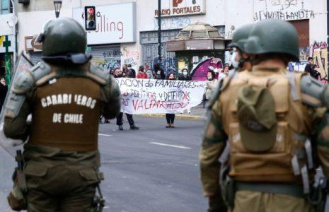 Chile. Informe médico certifica severo impacto en la salud de los presos del estallido social