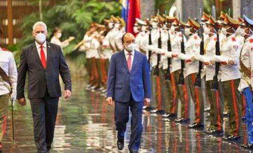 """Vietnam. Nguyen Xuan Phuc: """"La solidaridad y amistad entre mi país y Cuba serán eternamente indestructibles"""""""
