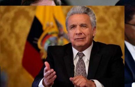 Ecuador. Expresidente Lenín Moreno testificará por caso INA Papers