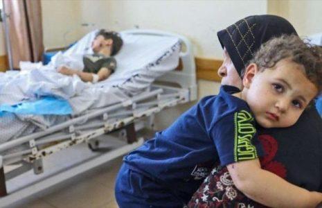 Palestina. Armas prohibidas causan muerte gradual a los palestinos en Gaza