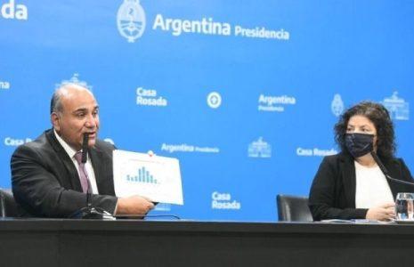Argentina. El tapaboca deja de ser obligatorio en espacios abiertos