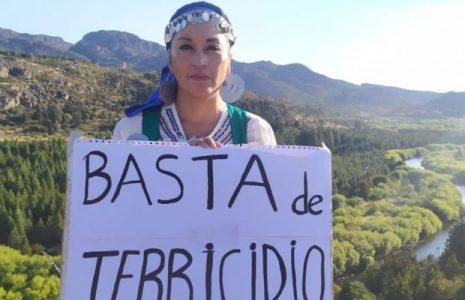 """Nación Mapuche. """"No nos queda mucho tiempo como humanidad"""""""