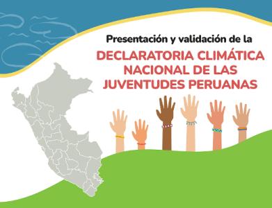 Perú. Jóvenes convocan evento sobre Declaratoria Climática Nacional