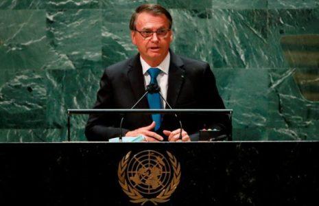 Brasil. Jair Bolsonaro en la ONU: un paria negativista que  no nos representa