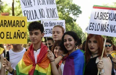 Disidencias. 23 de septiembre: Día mundial de la visibilidad bisexual
