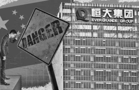 China. La voladura controlada de Evergrande