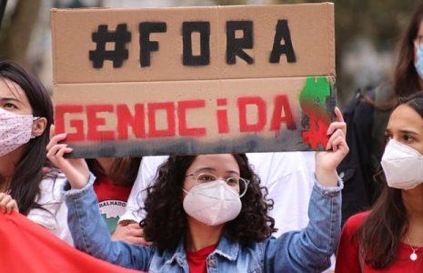 Brasil. Centrales sindicales convocan, para el 2 de octubre, manifestaciones en todo el país para exigir el juicio político a Jair Bolsonaro