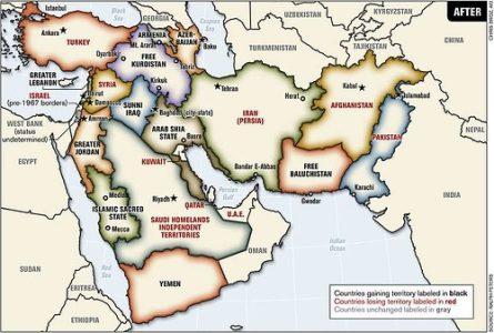 Opinión. El subimperialismo en Medio Oriente