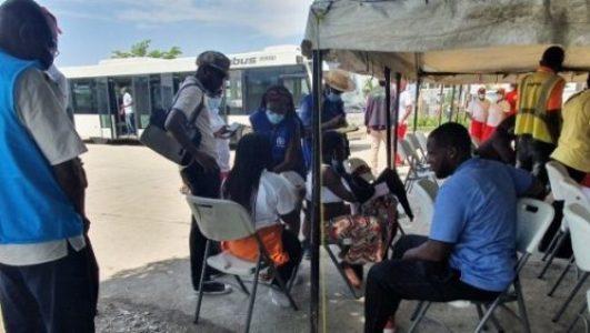 Migrantes. Deportan más de 1.300 haitianos desde Estados Unidos