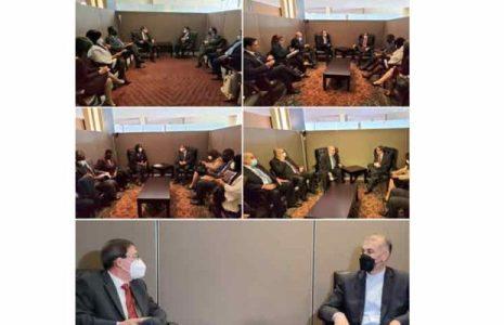 Cuba. Canciller cubano dialoga en ONU con homólogos de varios países