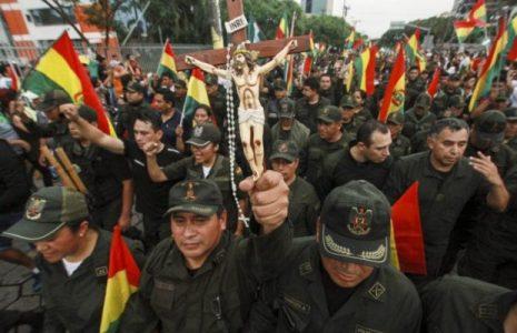 Bolivia. El separatismo frontal