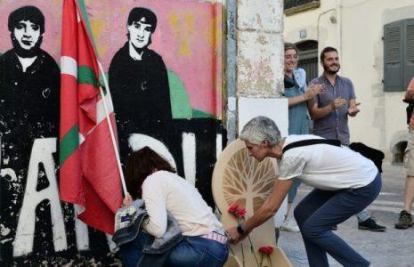 Euskal Herria. En Bayona conmemoran a los militantes muertos y desaparecidos