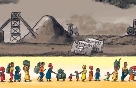 África. Contaminadores y saqueadores: las raíces de las crisis