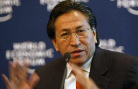 Perú. Justicia de EE.UU. resuelve que Alejandro Toledo puede ser extraditado