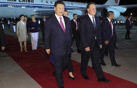 Estados Unidos. Confronta a China en Latinoamérica
