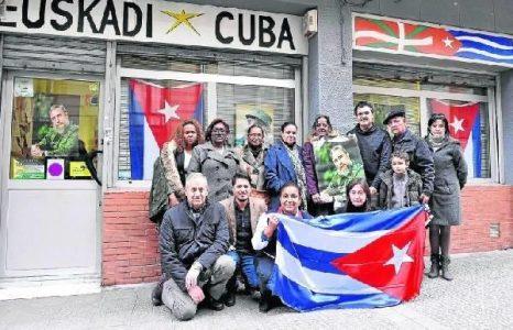 Euskal Herria. Campaña mediática de la derecha contra la cooperación vasca con Cuba