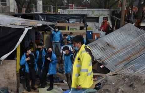 Argentina. Desalojo y topadoras en la Villa 31 (video)
