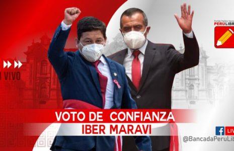 Perú. Respaldo popular al ministro de Trabajo Iber Maraví / Convocan el 3/10 en el Cusco para relanzar 2da Reforma Agraria