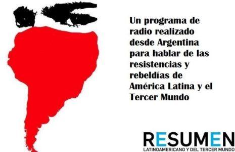 Resumen Latinoamericano radio, 30 de setiembre de 2021: Argentina /Nación Mapuche/Colombia /México