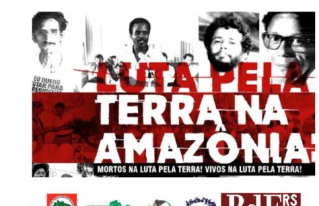 Brasil. Presentan libro que recupera la memoria de los mártires defensores de la tierra en la Amazonía