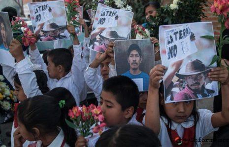 """México. """"Oportunismo político"""", detención de presunto implicado en asesinato de Samir Flores"""
