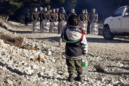 Nación Mapuche. Resistencia frente a la avanzada de jueces, fiscales y empresarios (videos)