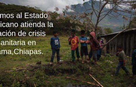 México. Nuevo ataque paramilitar en Aldama, Chiapas: dos heridos de las comunidades de Chenalhó