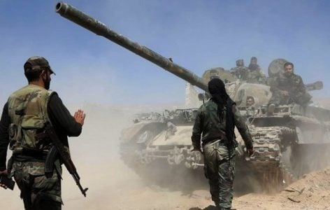 Siria. Fuertes bombardeos con misiles del Ejército sirio contra terroristas en Idleb