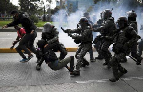 Colombia. La Fuerza pública es el actor armado que más vulneró los Derechos Humanos en 2021