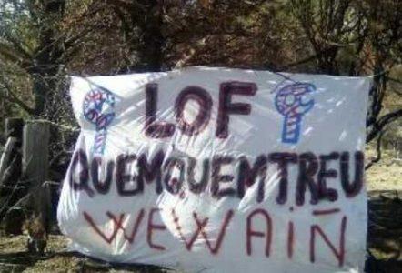 Nación Mapuche.  Multiplicar la solidaridad con Lof Quemquemtrew (video de conversatorio)