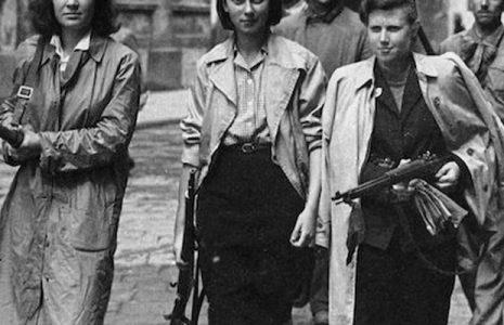 25 de Abril: Día de la Liberación y el Antifascismo