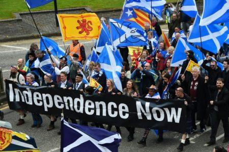 Acuerdo de gobierno entre el SNP y los Verdes anuncia nuevo referéndum de independencia en Escocia