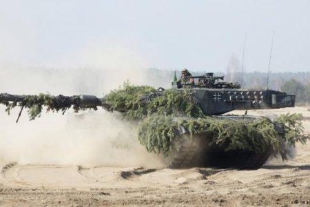 Alemania ha violado las leyes de exportación de armas durante décadas – La otra Andalucía
