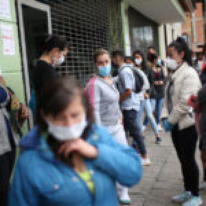 América Latina. Más de 21.000 contagiados y 600 muertos por coronavirus: La OPS alerta que el pico podría llegar en dos meses