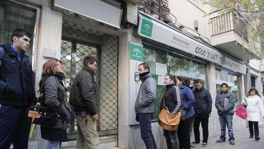 Andalucía primera en aumento del paro en octubre con 9.506 personas y alcanza los 965.407 desempleados