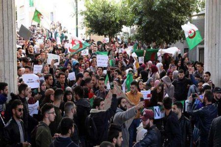 Argelia-protestas