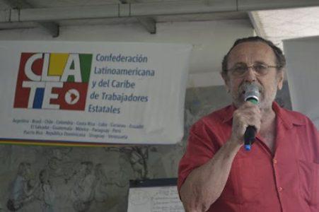 Argentina. A 4 años de su partida, la CLATE recuerda