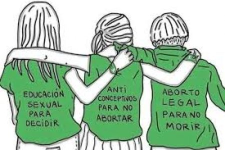 Argentina. Campaña Nacional por el Derecho al Aborto Legal, Seguro