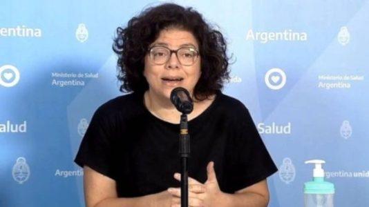 Argentina. Carla Vizzotti asume el Ministerio de Salud