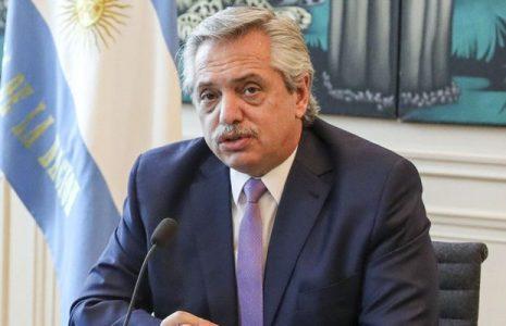 Argentina: Fernández aseguró que «hay una campaña para acusar al