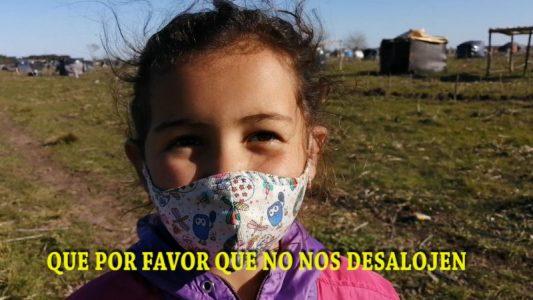 Argentina: La toma de tierras de Guernica