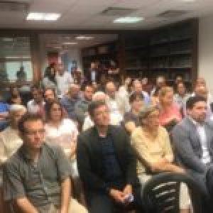 Argentina. Acto en la Embajada venezolana: Recordación del Caracazo y apoyo a la Revolución  y al presidente Maduro