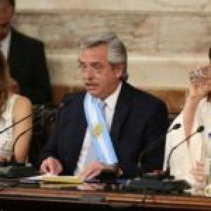 """Argentina. Alberto Fernández anunció su """"plan de gobierno"""", sin tocar los temas económicos"""