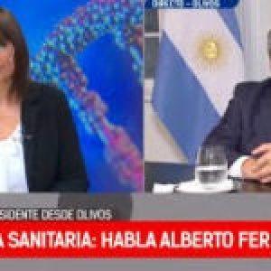 Argentina. Alberto Fernández aseguró que «nadie está exento» de este virus que «cambió la visión del mundo»/ Reclamó  levantar el bloqueo contra Cuba y Venezuela / (Video completo)