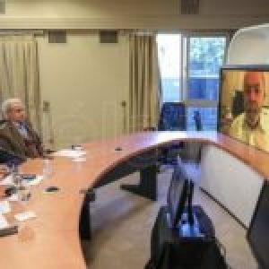 Argentina. Ante el Grupo de Puebla, Fernández reafirmó que «nadie se salva solo» ante el coronavirus