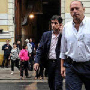 Argentina. Berni echó a los policías que reprimieron trabajadores de un frigorífico