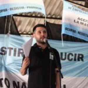 Argentina. Bruno Di Mauro (Farmacoop): «A la especulación debemos combatirla con otras formas de producción, distribución y consumo»